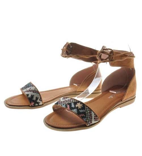 wygodne sandały damskie